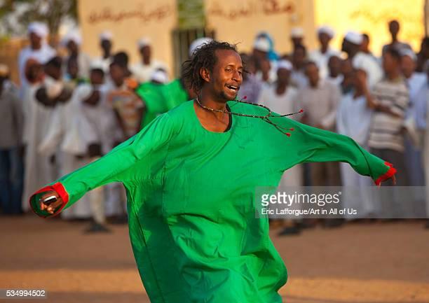 Sudan Khartoum State Khartoum sufi whirling dervish at omdurman sheikh hamad el nil tomb