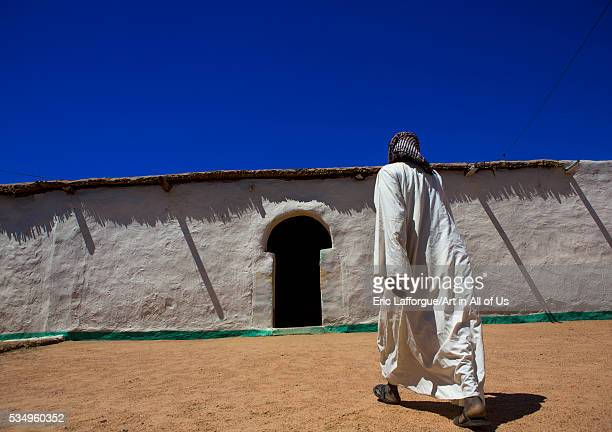 Sudan Northern Province Gunfal traditional nubian architecture