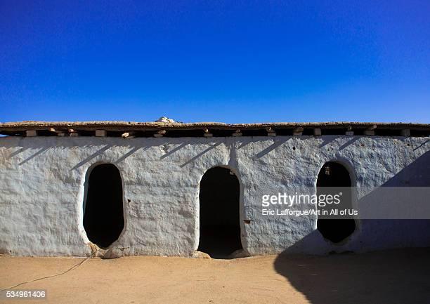 Sudan Nubia Tumbus traditional nubian house