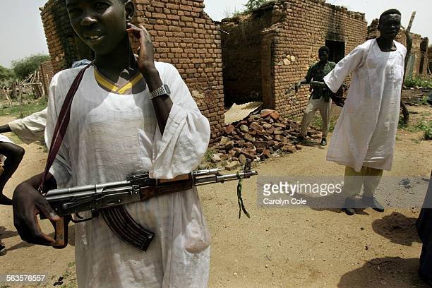 DARFUR Sudan––According to local residents Janjaweed and government soldiers attacked the town of Kindinar three times this year leaving 130 dead...