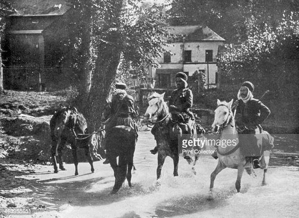 Sudanese cavalry France 1915 Many thousands of troops from across the British and French Empires fought in the First World War
