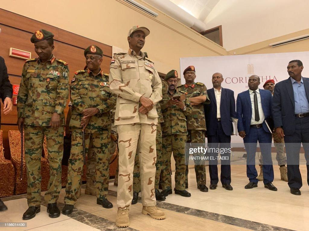 SUDAN-POLITICS-DAGALO : Nachrichtenfoto