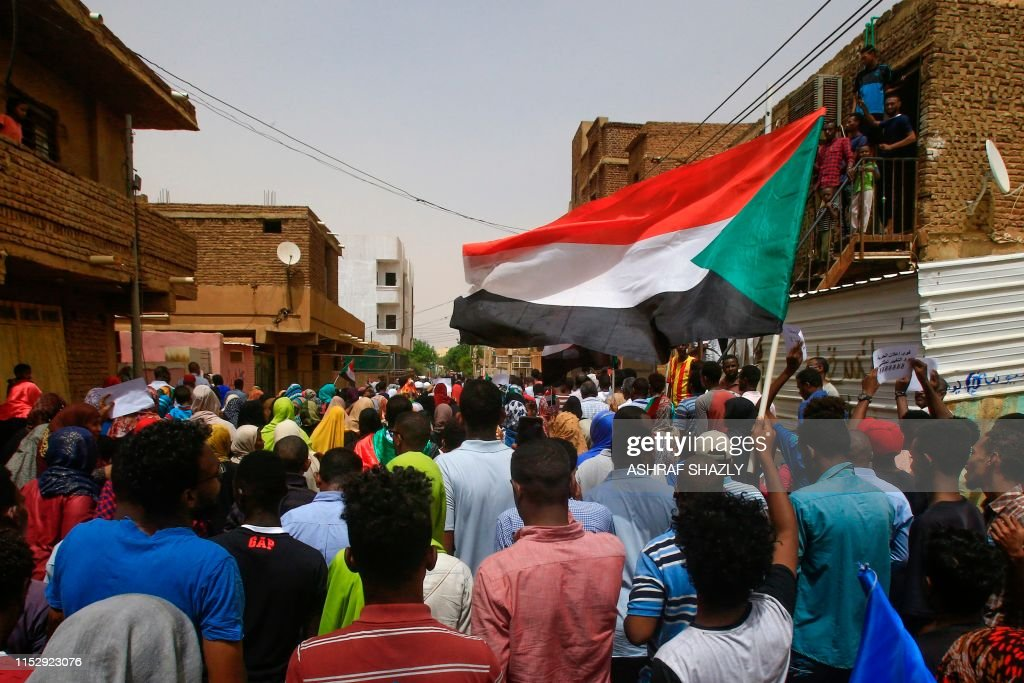 SUDAN-UNREST : News Photo