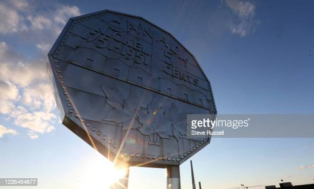 Sudbury, ON- September 13 - The Big Nickel. Laurentian University, became the first publicly funded entity in Canada to seek creditor protection...