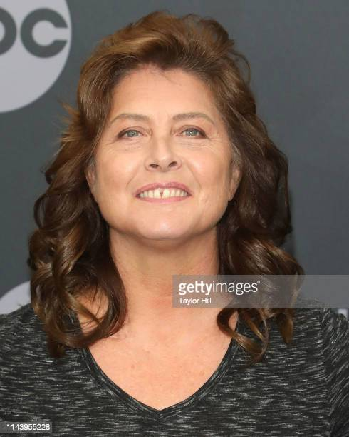 Sue Aikens attends the 2019 ABC Walt Disney Television Upfront at Tavern on the Green on May 14 2019 in New York City
