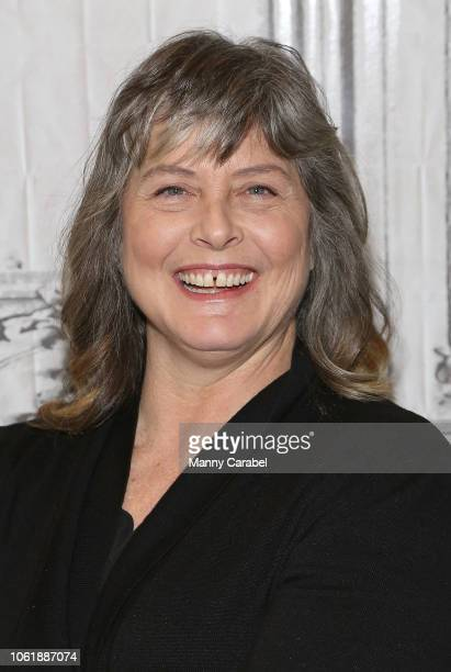 Sue Aikens visits Build Brunch to discuss the series Life Below Zero at Build Studio on November 15 2018 in New York City