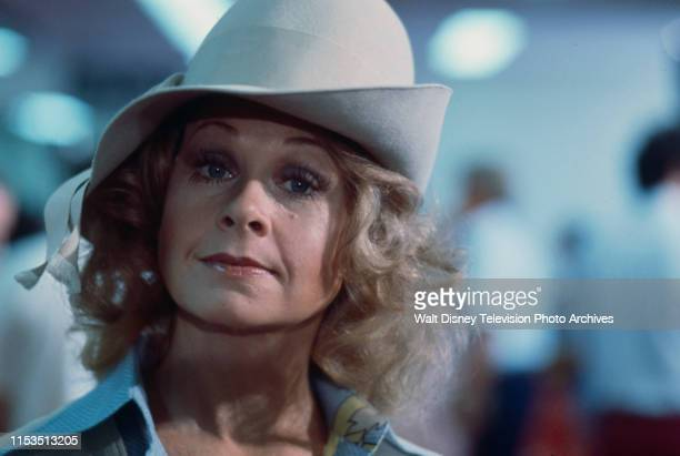 Sue Ane Langdon appearing in the ABC tv series 'Good Heavens' episode 'Coffee Tea or Gloria'