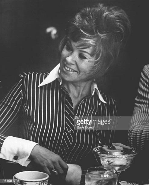 JUN 9 1970 JUN 10 1970 JUN 11 1970 Sue Ane Langdon What's in a name