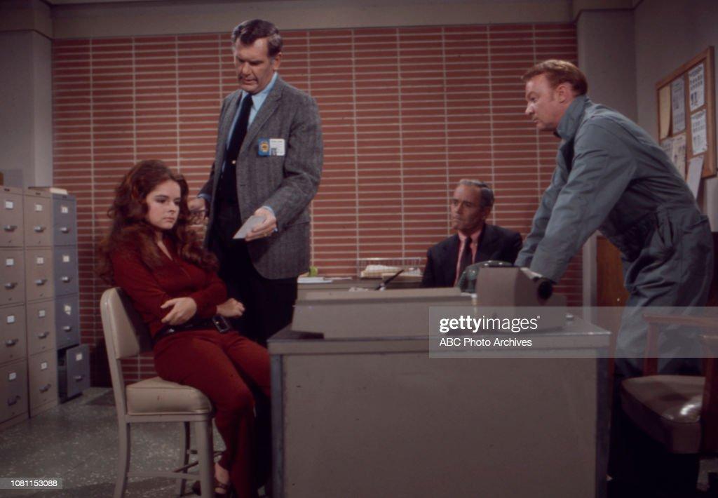 Sue Bernard, William Wintersole, Henry Fonda Appearing In 'The Smith Family' : News Photo