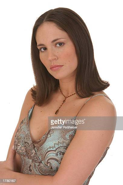 Sue Bird of the Seattle Storm during a WNBA promo film shoot January 16 2003 in Phoenix Arizona NOTE TO USER User expressly acknowledges and agrees...