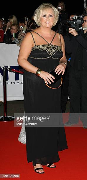 Sue Cleaver Arriving At The National Television Awards 2007 Royal Albert Hall London