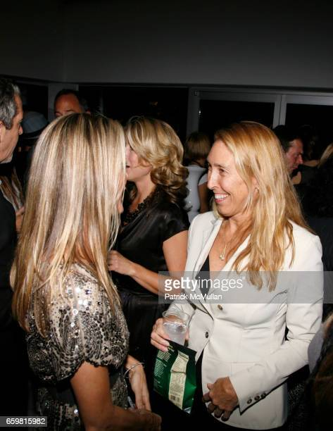 Sue Hostetler and Lisa Phillips attend SUE HOSTETLER celebrates the launch of her new book MAJESTIC METROPOLITAN LIVING at New Museum on November 11...