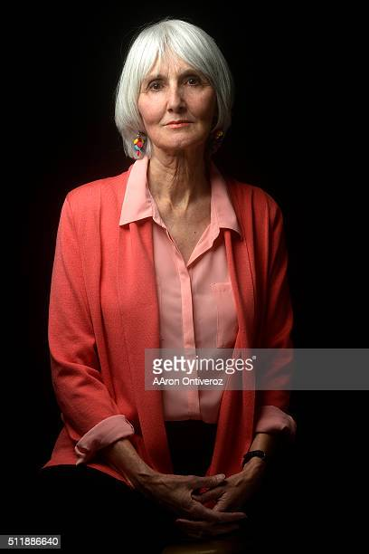 Sue Klebold mother of Columbine shooter Dylan Klebold poses for a portrait on Tuesday February 23 2016 Ms Klebold recently wrote a book titled 'A...