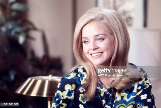 Sue Lyon appearing in the Walt Disney Television via Getty Images tv movie 'But I Don't Want to Get Married'