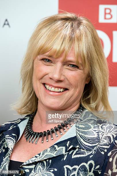 Sue Vertue attends a screening of the Sherlock 2016 Christmas Special at Ham Yard Hotel on December 19, 2016 in London, England.