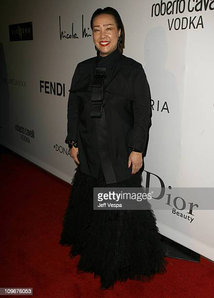Sue Wong during Sharon Stone and Kelly Stone Host the 1st Annual 'Class of Hope Prom 2007' Charity Benefit Red Carpet and Inside at Sportsmen's Lodge...