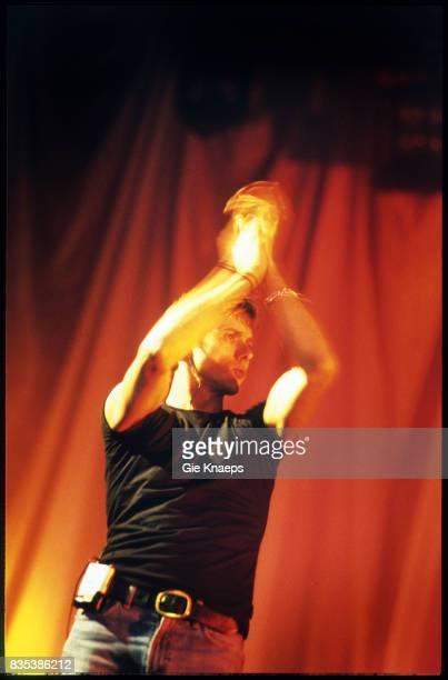 Suede Brett Anderson Pukkelpop Festival Hasselt Belgium