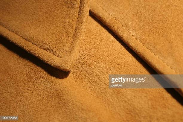 suede collar - suede stock pictures, royalty-free photos & images