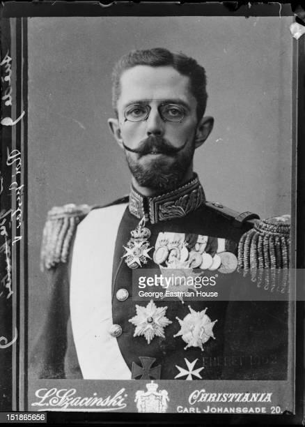 Suede Pce heritier/Roi Gustav V/:ENERET 1902, between 1900 and 1919.