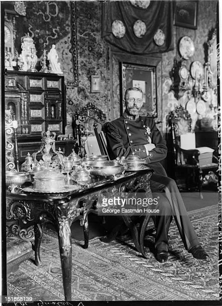Suede Roi Gustav V Pce Gustav Adolfe /Roi Gustav V between 1900 and 1919