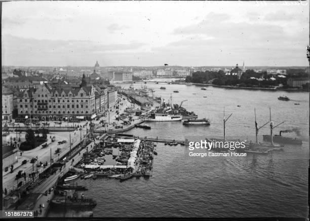 Suede Vue GeneraleStokolm between 1900 and 1919