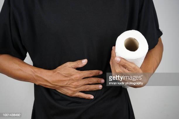 suffer from diarrhea