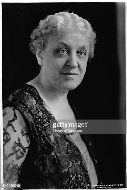 Suffragist Carrie Clinton Chapman Catt