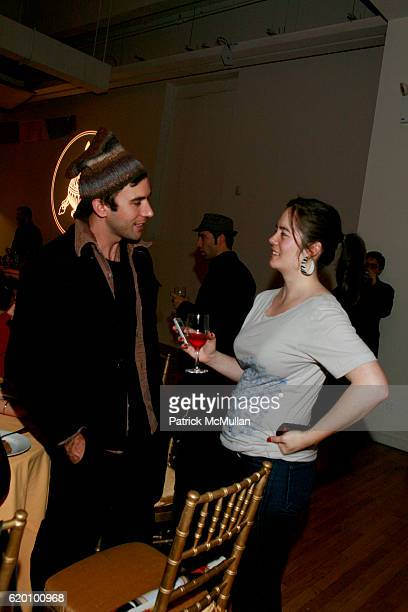 Sufjan Steven attends AFTER PARTY FOR THE TIBET HOUSE US ANNUAL BENEFIT CONCERT AT CARNEGIE HALL at Metropolitan Pavillion on February 13 2008