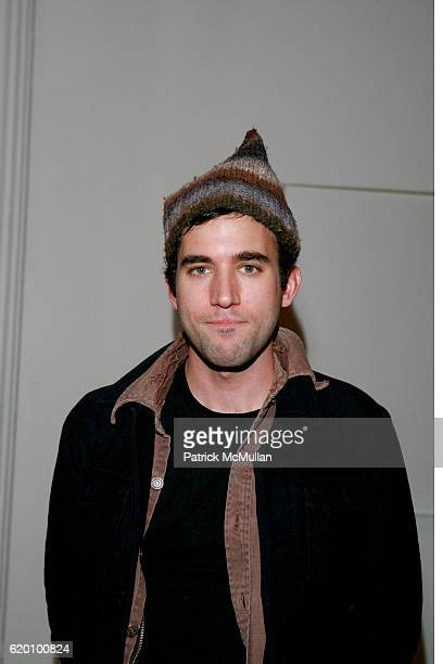 Sufjan Stevens attends AFTER PARTY FOR THE TIBET HOUSE US ANNUAL BENEFIT CONCERT AT CARNEGIE HALL at Metropolitan Pavillion on February 13 2008
