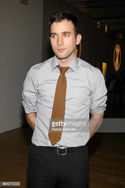Sufjan Stevens attends Tibet House US Benefit Concert Afterparty at Metropolitan Pavillion on March 1 2006 in New York City