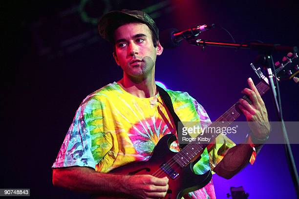 Sufjan Stevens performs onstage at the ATP New York 2009 festival at the Kutsher's Country Club on September 12, 2009 in Monticello, New York.
