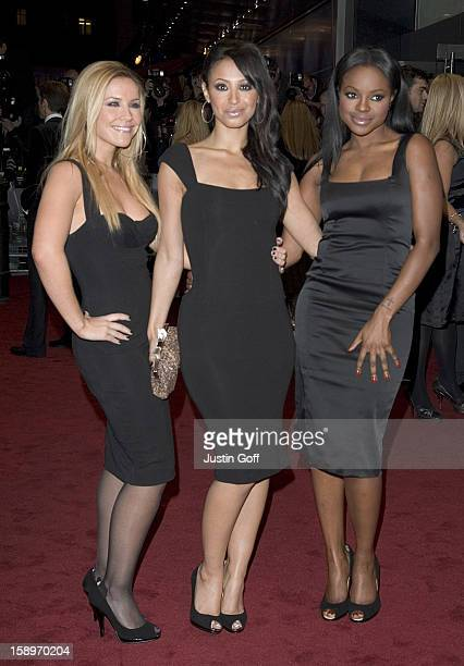 Sugababes Attend The James Bond 'Casino Royale' Royal World Premiere At The Odeon Cinema In London'S Leicester Square