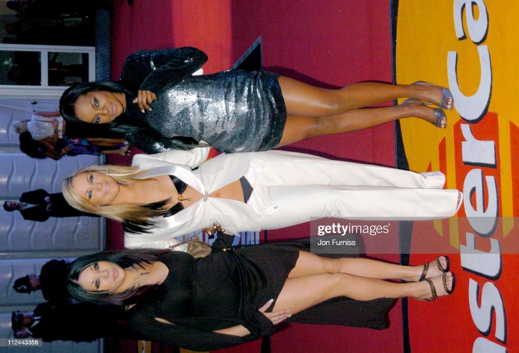 The 2004 Brit Awards - Arrivals