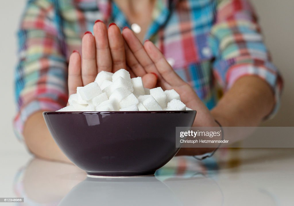 Sugar bowl : Stock Photo
