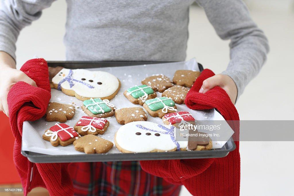 Sugar cookies : Stock Photo