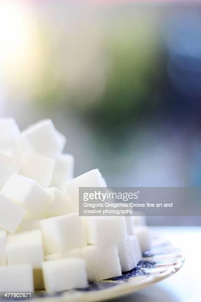 sugar cubes - gregoria gregoriou crowe fine art and creative photography. stock-fotos und bilder