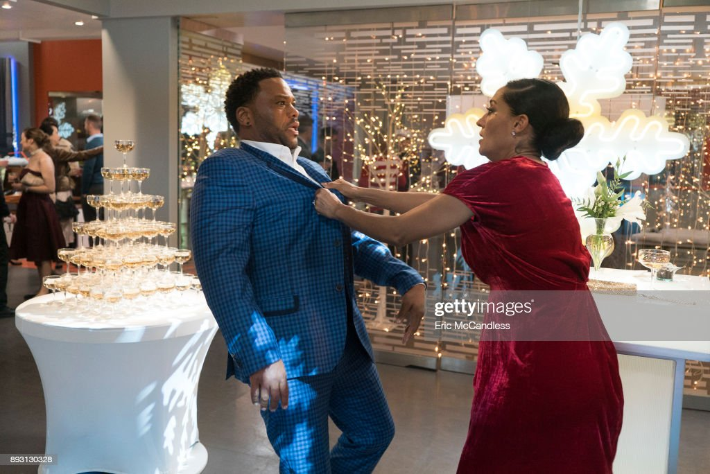 ABC's 'Black-ish' - Season Four : News Photo