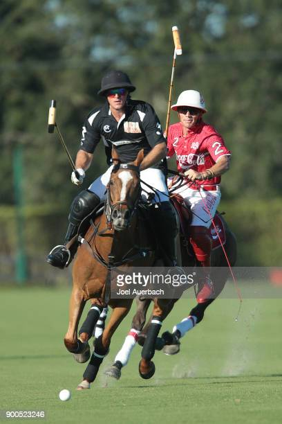 Sugar Erskine of CocaCola pursues Matt Coppola of Tackeria as he brings the ball up field during the Herbie Pennell Cup on December 30 2017 at the...