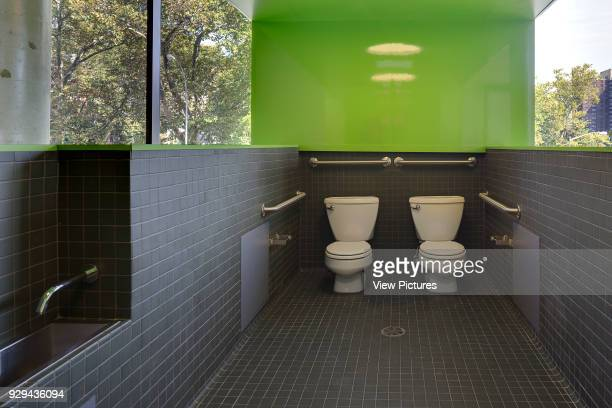 Sugar Hill Housing New York United States Architect David Adjaye 2014 Bathroom