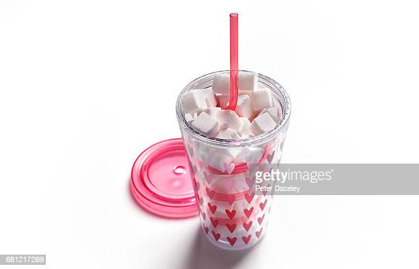 Sugar in soda cola sugar rush