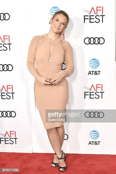 Sugar Lyn Beard attends the AFI FEST 2017 Presented By Audi Screening Of The Disaster Artist Arrivals at TCL Chinese Theatre on November 12 2017 in...