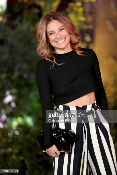 Sugar Lyn Beard attends the premiere of Columbia Pictures' Jumanji Welcome To The Jungle on December 11 2017 in Hollywood California