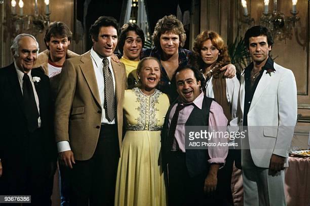 TAXI 'Sugar Mama' Season One 1/16/79 Herb Vigran Randall Carver Judd Hirsch Tony Danza Ruth Gordon Jeff Conaway Danny DeVito Marilu Henner Aharon...