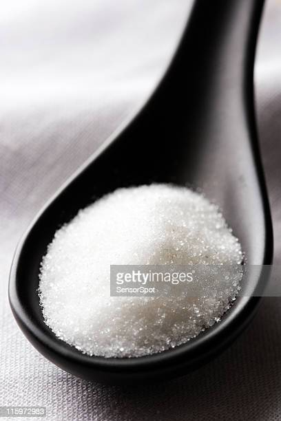 Sugar or salt.