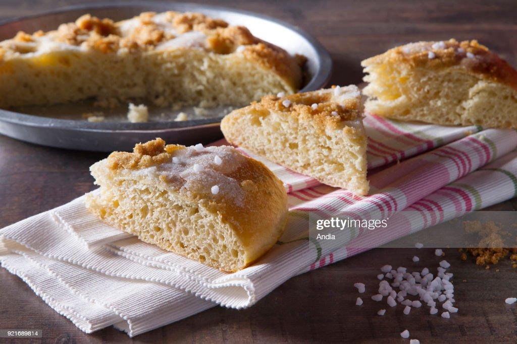 Sugar pie. : News Photo