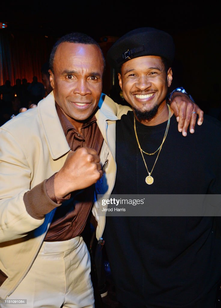 CA: Sugar Ray Leonard Foundation's 10th Annual 'Big Fighters, Big Cause' Charity Boxing Night Presented by B. Riley FBR