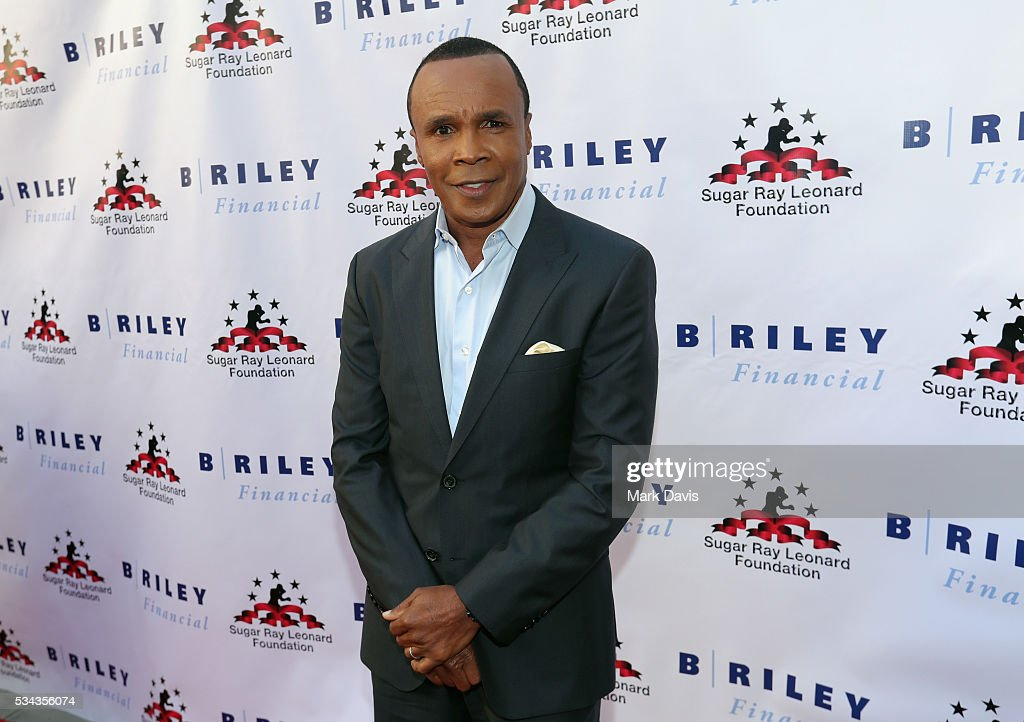 """B. Riley & Co. And Sugar Ray Leonard Foundation's 7th Annual """"Big Fighters, Big Cause"""" Charity Boxing Night"""