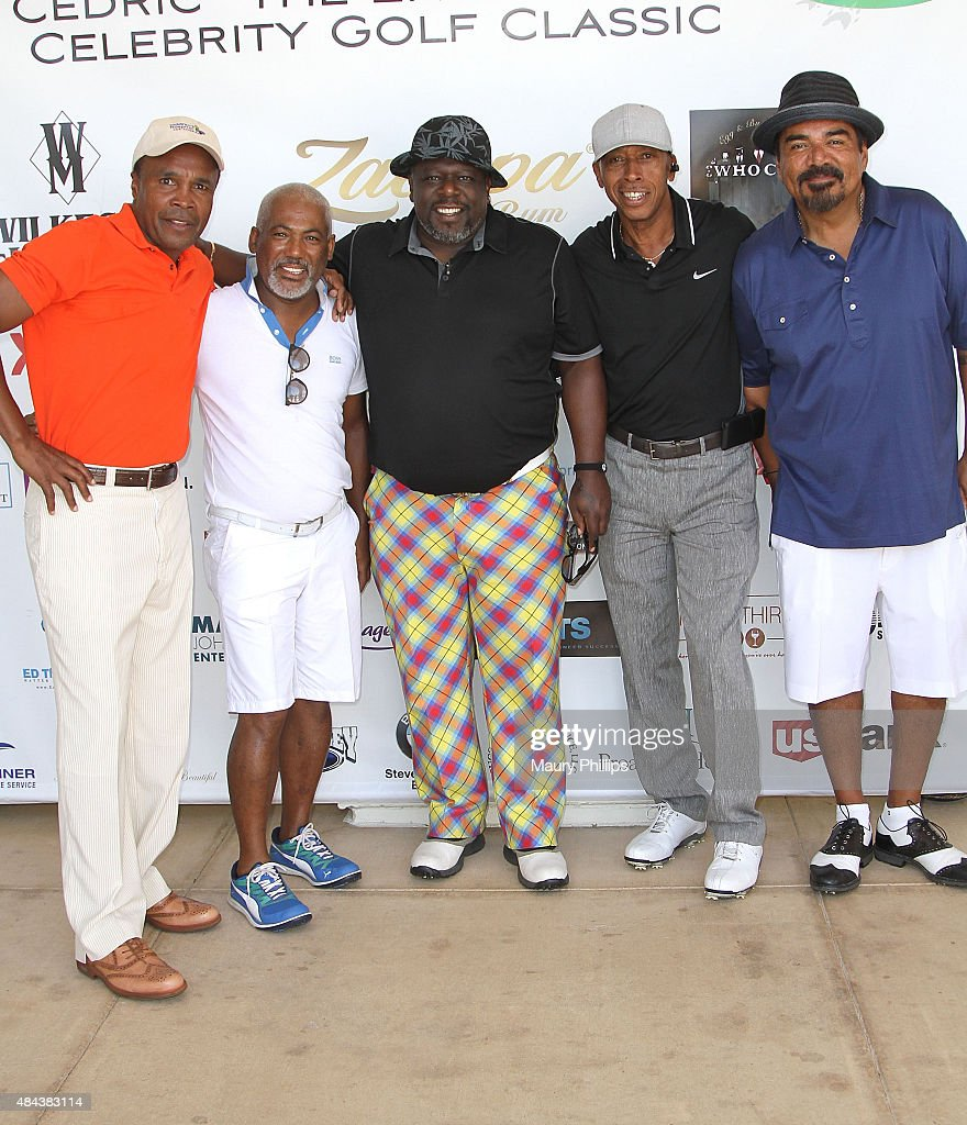 Cedric The Entertainer Hosts 3rd Annual Celebrity Golf Classic : News Photo