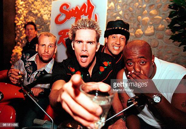 Sugar Ray Thrilled To Be Playing In Man's Head |Sugar Ray Band Funny