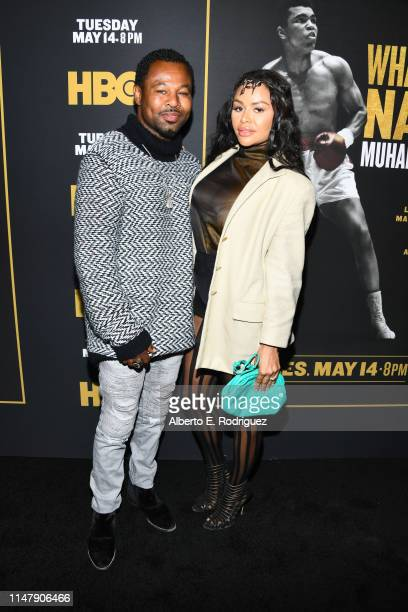 Sugar Shane Mosley at the premiere of HBO's What's My Name Muhammad Ali at Regal Cinemas LA LIVE Stadium 14 on May 08 2019 in Los Angeles California